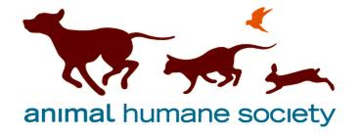 We support the humane society